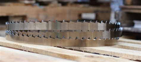 wood mizer releases vortex sawdust removal bandsaw blade