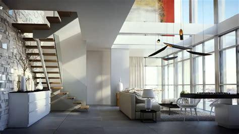 Luxurious Duplex Apartment In Jerusalim D Visualisation