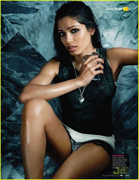 Freida Pinto Nude Leaked Photos Slumdog Millionaire Actress