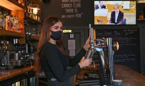 Sturgeon OUTRAGE: FM's alcohol ban 'signing a death ...