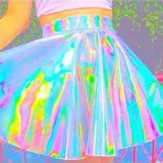 Image via We Heart It bright colorful converse neon
