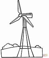 Wind Coloring Turbine Windmill Drawing Farm Energy Printable Clipart Turbines Drawings Atom Mill Getdrawings Monster Template Sketch Supercoloring Library Cliparts sketch template