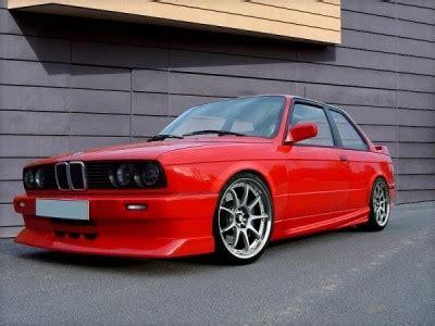 Bmw e30 m3 bodykit gfk replika tüv. BMW 3 Series E30 - body kit, front bumper, rear bumper ...