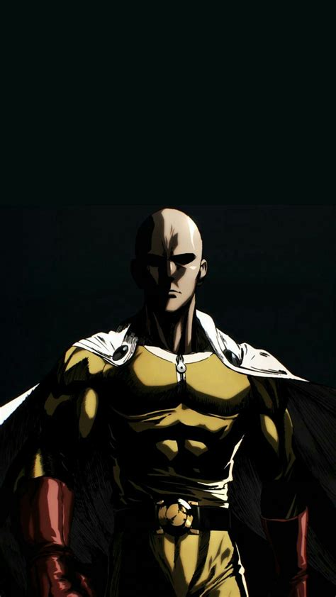 onepunch man iphone wallpaper  images