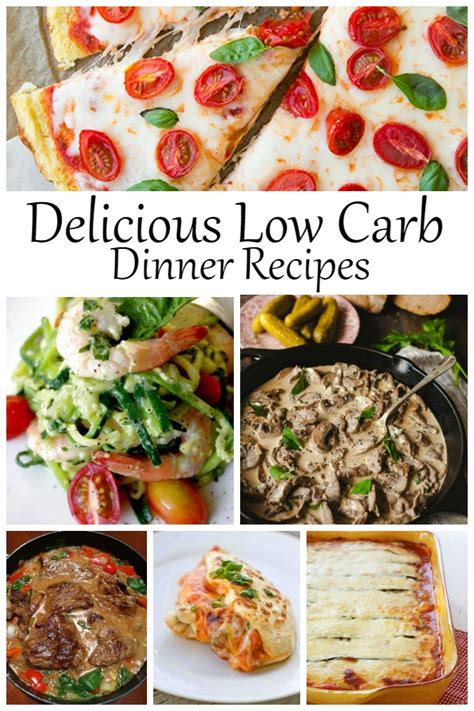 delicious dinner recipes delicious low carb recipes home made interest