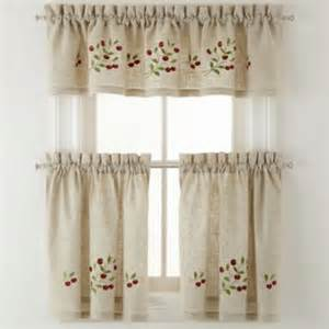 jcpenney kitchen curtains low wedge sandals