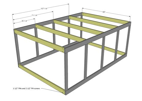 chicken run plans ana white chicken coop run for shed coop diy projects