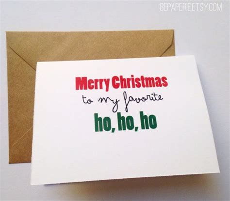Your friends are always there to encourage you, support you, listen to you and make you laugh. Wish your best friend a merry Christmas with a card to make her laugh. Card reads: Merry ...