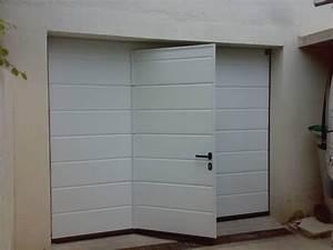 Lapeyre Porte De Garage : prix porte de garage sectionnelle avec portillon lapeyre ~ Melissatoandfro.com Idées de Décoration