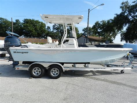 Saltwater Bass Boat by 2018 Ranger 2260 Saltwater Bay Boat With Yamaha 200