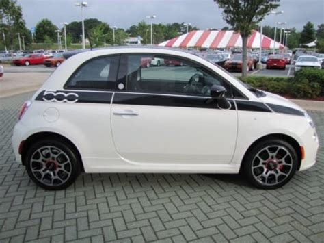 Fiat 500 Sport Specs by 2012 Fiat 500 Sport Prima Edizione Data Info And Specs