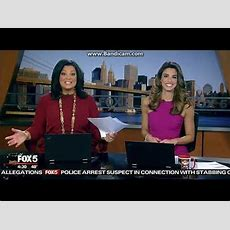 "25 Days Of News 2017 Day 1 Wnyw Fox 5 News ""good Day Wake Up"" At 430am December 1, 2017 Youtube"
