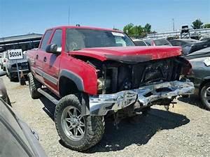 Used Parts 2005 Chevrolet Silverado 2500 4x4 6 6l Duramax