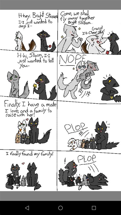 Gray Wing's love interest issues | Warrior cats funny ...