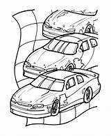 Coloring Nascar Race Racing Pages Cars Sheets Flag Checkered Activity Bluebonkers Type Template Templates Library Clipart Popular Coloringhome sketch template