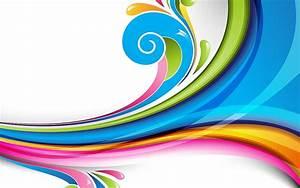 multicolored, wave, wallpaper, , vector, art, , wavy, lines, , colorful, hd, wallpaper