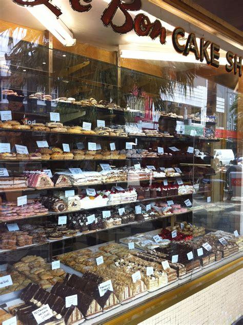 gorging   cake shop  acland street st kilda