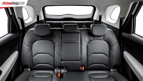 Review Wuling Almaz by Interior Wuling Almaz 7 Seater Autonetmagz Review