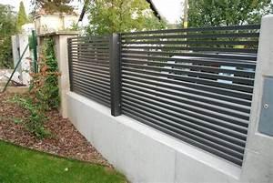 Aluminium Zaun Modern : designzaun magnus super gartenzaun pinterest ~ Articles-book.com Haus und Dekorationen