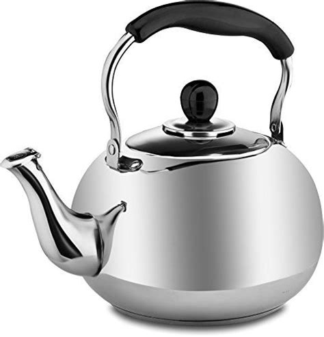Kitchen Living Tea Kettle by Living Home Kitchen 25qt Stainless Steel Tea Kettle