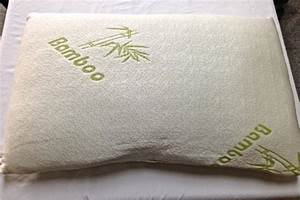 special offer wholesale bamboo covered memory foam With bamboo pillow king review