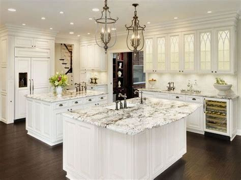 Alaskan White Granite With White Cabinets ? Cookwithalocal