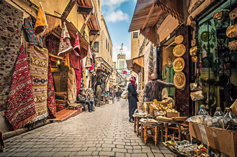 Vacaciones En Fez ¡durante 4 Noches En Riad 5* Solo 153€
