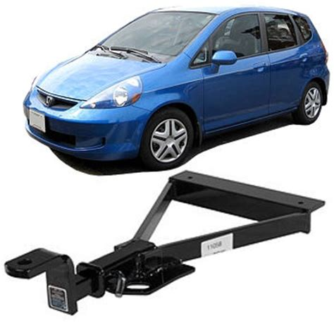 Fit Towing Capacity by 2007 Honda Fit Trailer Hitch Cargogear