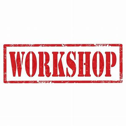 Workshop Stamp Stempel Vektor Carimbo Colourbox Oficina