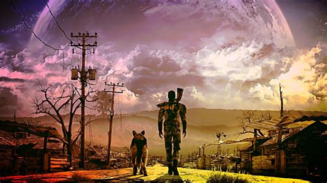 Fallout 4 HD Wallpapers / Desktop and Mobile Images & Photos