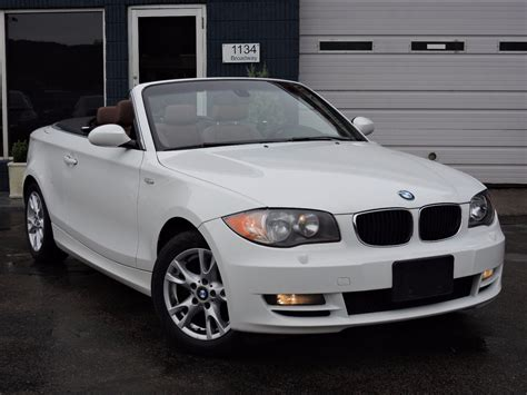 2008 Bmw 128i used 2008 bmw 128i 2 5l pzev at saugus auto mall