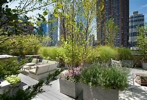Un Jardin Sur Le Toit : des jardins sur le toit ~ Preciouscoupons.com Idées de Décoration