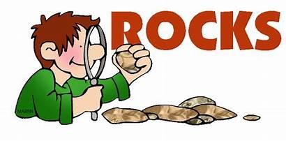 Rocks Minerals Clipart Rock Types Clip Soil