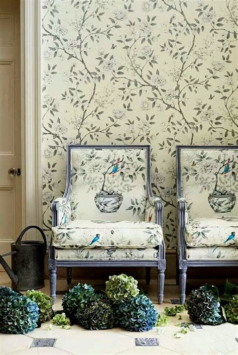 matching wallpaper  fabric gallery