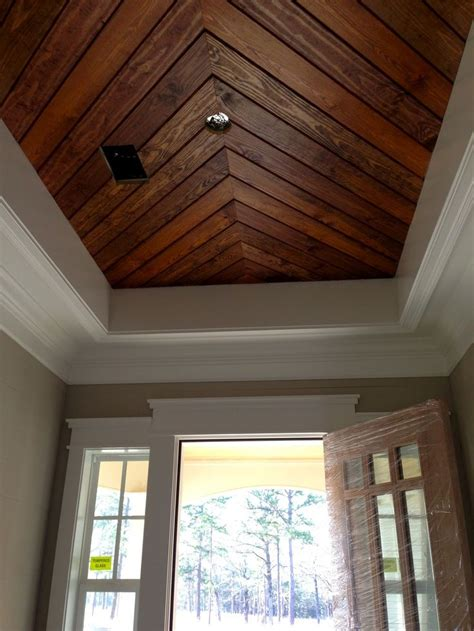 tongue  groove tray ceiling google search kimberly