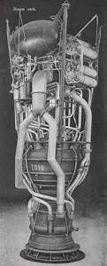 A4  V2 Rocket Engine
