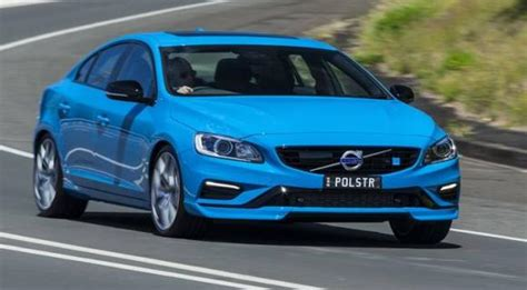 Volvo S60 Polestar Launched In India