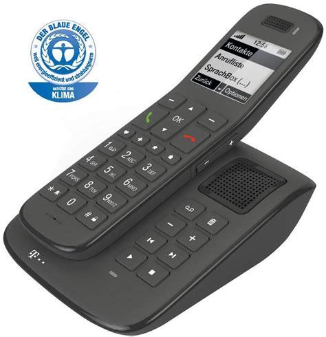 telekom speedphone speedphone  mit basis und ab