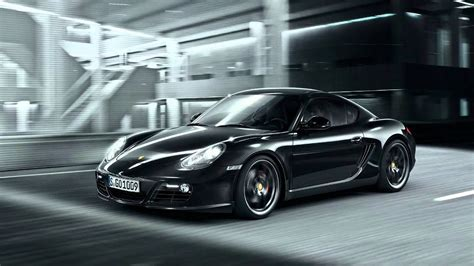 2012 Porsche Cayman S Black Edition - YouTube
