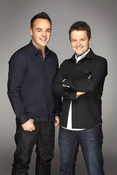 Declan Donnelly's hair makes a comeback... but pals say he ...