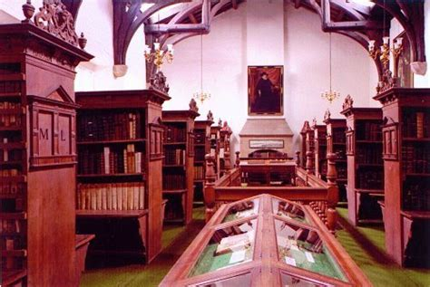 Westminster Abbey Library