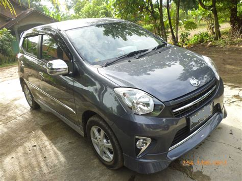 Review Toyota Agya by Review Toyota Agya Matic Trd S Jatisariku