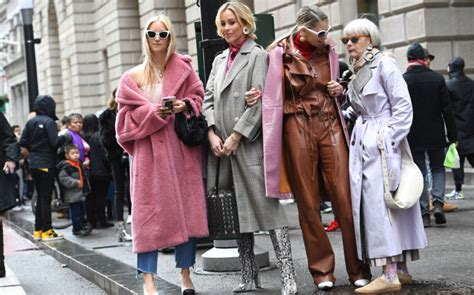 The Biggest Street Style Trends New York Fashion Week