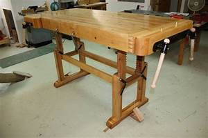 Workbench Question - Adjustable Height?