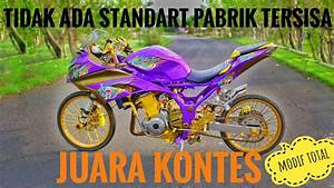 Review Motor Kawasaki Ninja 250 Fi Jari Jari Full Modif