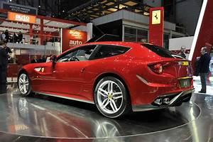 Ferrari 4x4 : geneva 2011 ferrari ff 39 s show official debut updated gallery ~ Gottalentnigeria.com Avis de Voitures