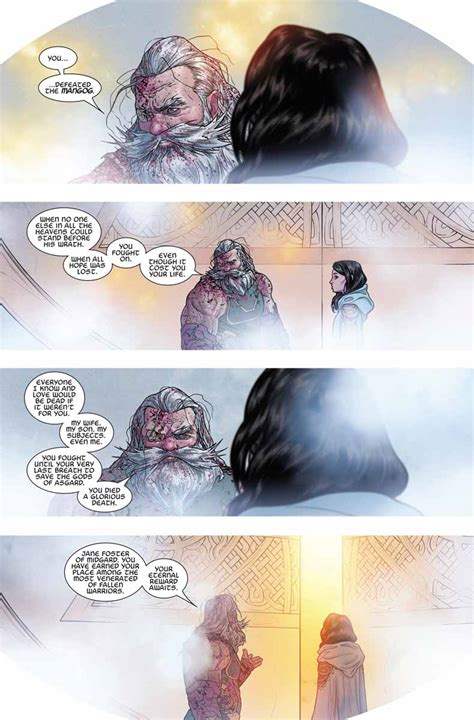marvel comics legacy the mighty thor 706 spoilers does