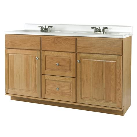 allen and roth 60 inch bathroom vanity enlarged image