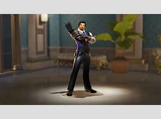 All New 'Overwatch' Archives Skins Soldier 24 Reaper
