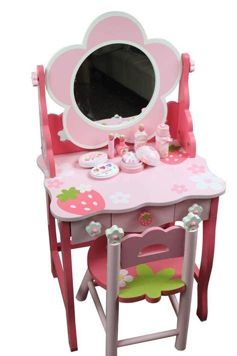Best Mother Garden Strawberry Luxury Girl Dresser Dressing